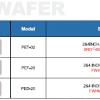PW深紫外UVB UVC WAFER外延片晶圆