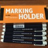 日本蜻蜓马克笔H-DM 玻璃陶瓷金属橡胶布专用记号笔