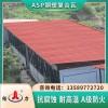 塑钢复合板 内蒙古包头覆膜金属板 防腐外墙板防腐防水